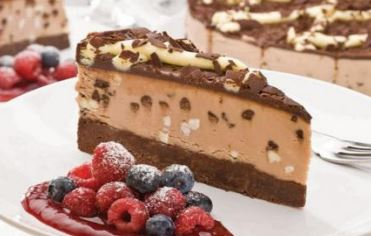 Cheesecake Chunky Chocolate
