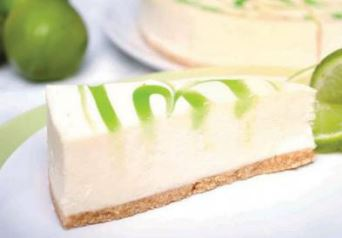 Cheesecake Lime Swirl