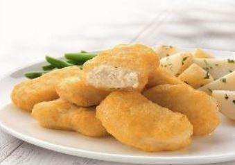Chicken Nuggets Breast Tempura