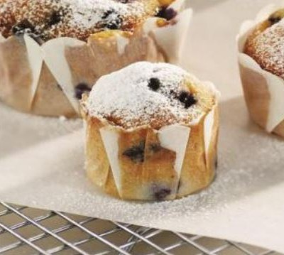 Muffins Petite Blueberry