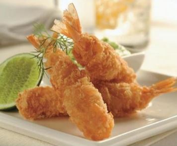 Prawns Panko Medium