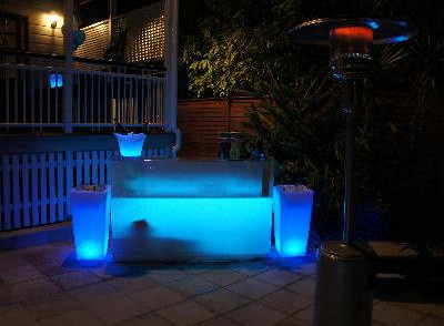 Glow bar hire only $239 each
